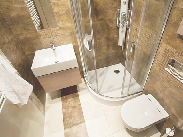 Come arredare un bagno piccolo assoscai - Come realizzare un bagno ...