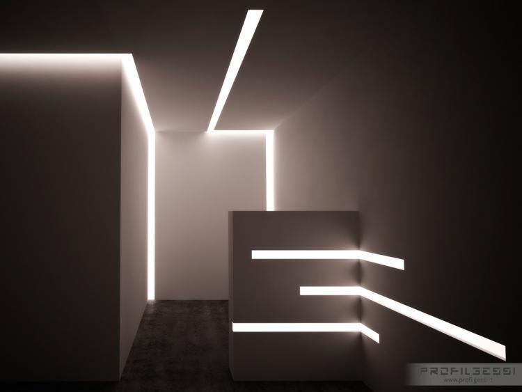 Illuminare casa con i profili led u assoscai